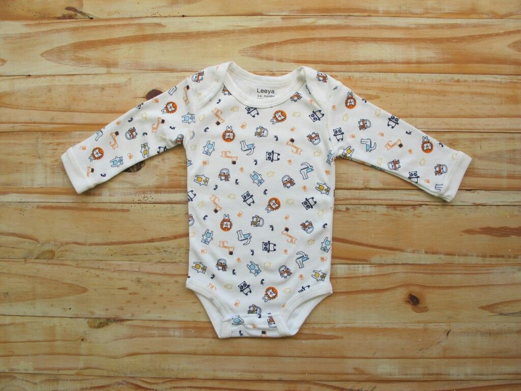 Made In Bangkok Thailand Wholesale Oem Retail Baby Bodysuits