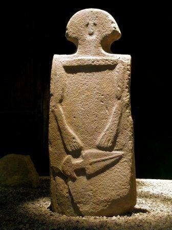 Statua Stele Taponecco