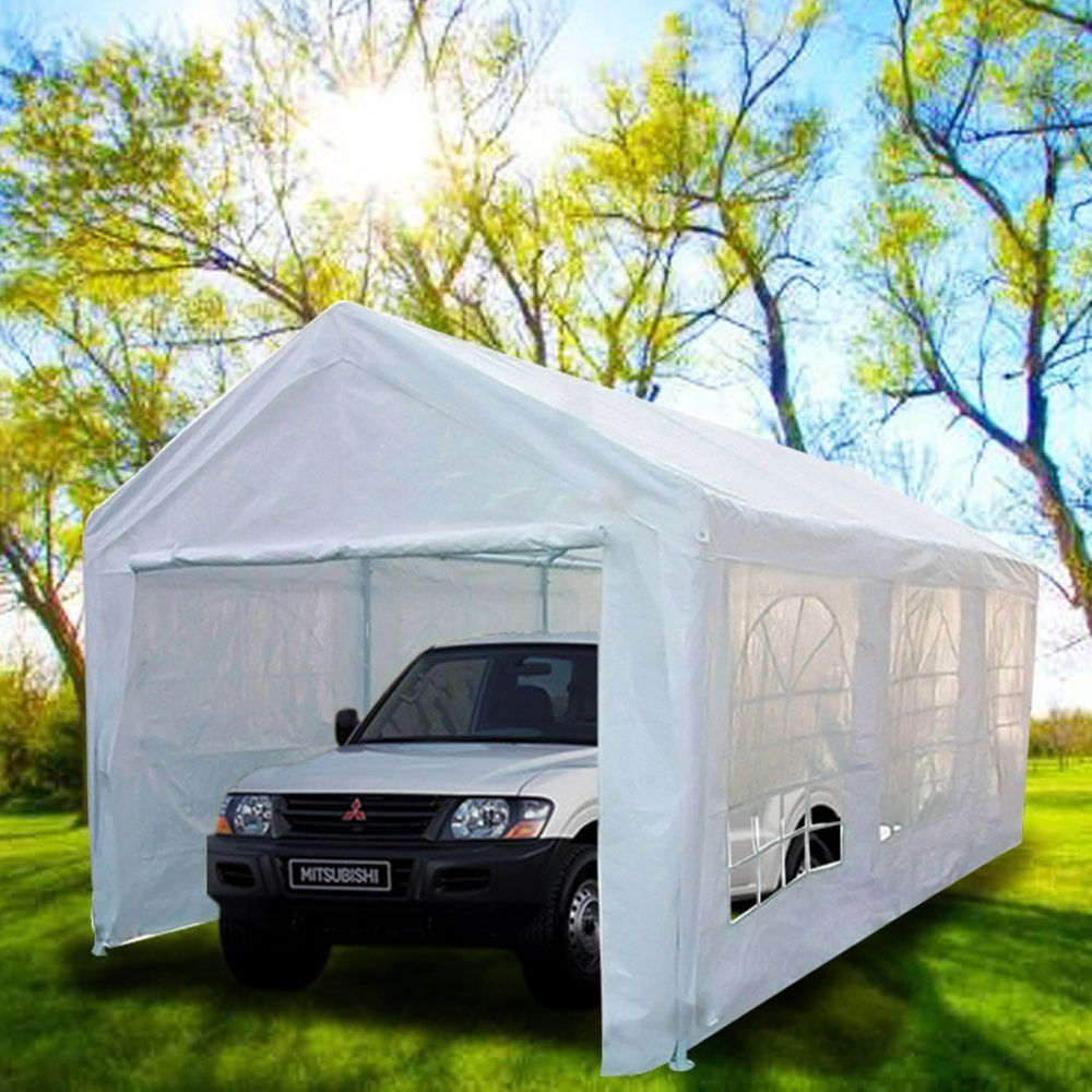 249.99 & freeshipping 10'x20' Heavy Duty White Portable