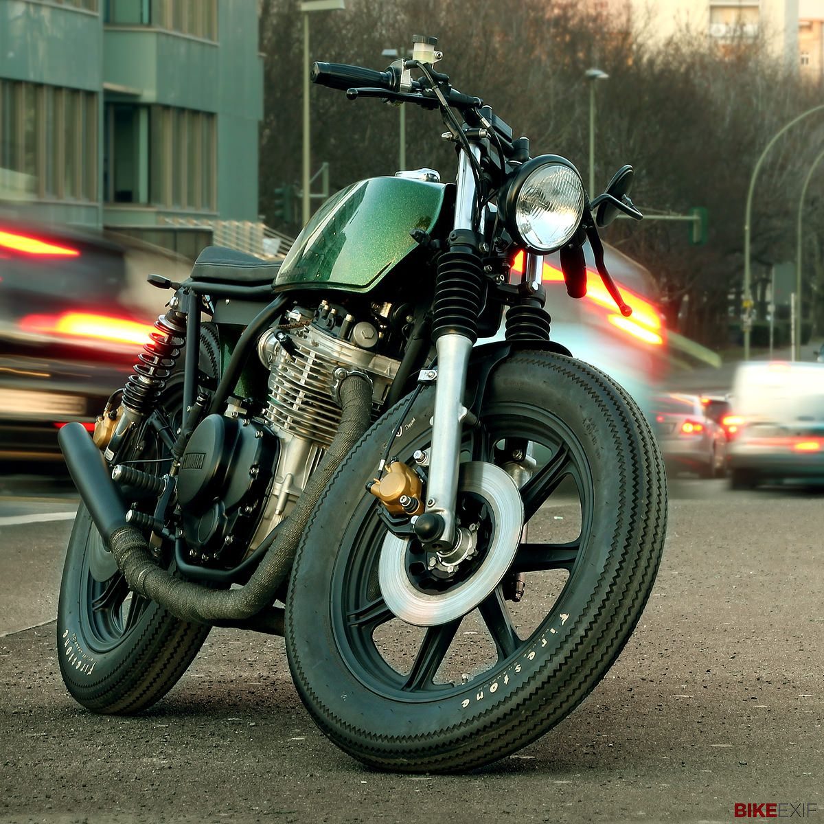 Berlin-based Urban Motor are famous for their BMW customs, but workshop owner Peter Dannenberg rides around on this very sharp 1978 Yamaha XS400. 썬시티카지노 http://cmd17.com 썬시티카지노 썬시티카지노썬시티카지노 썬시티카지노 썬시티카지노