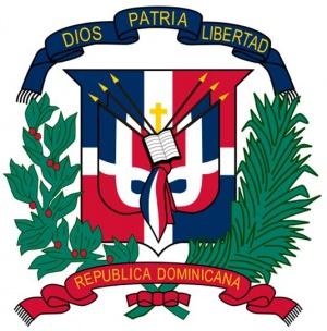 Uso Y Significado De Los Simbolos Patrios Dominican Republic Flag Dominican Republic Map Dominican Republic