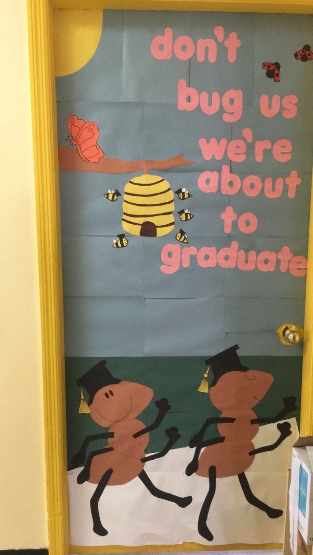 Don't bug us we're about to graduate !!