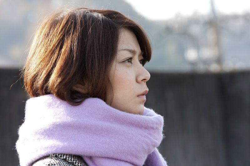 "Tomoko Tabata(田畑智子) / ""I who was cowardly watched the sky(ふがいない僕は空を観た)"""