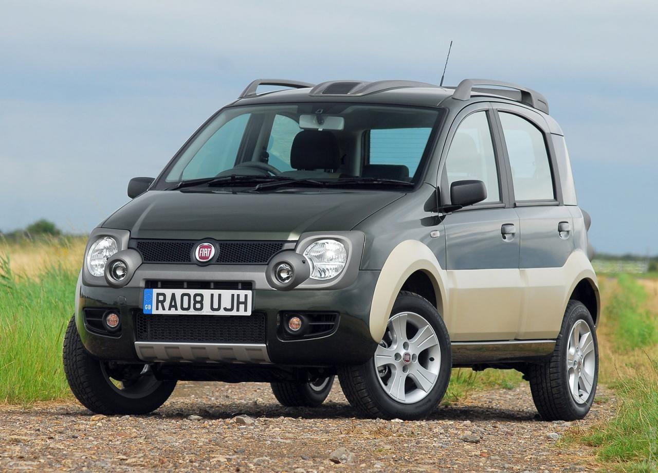 46+ Fiat panda 2008 4x4 inspirations