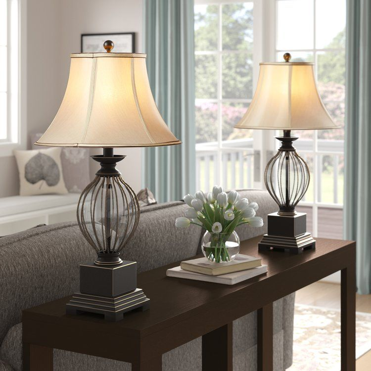 """Ontario 31"""" Table Lamp Lamps living room, Table lamp"""