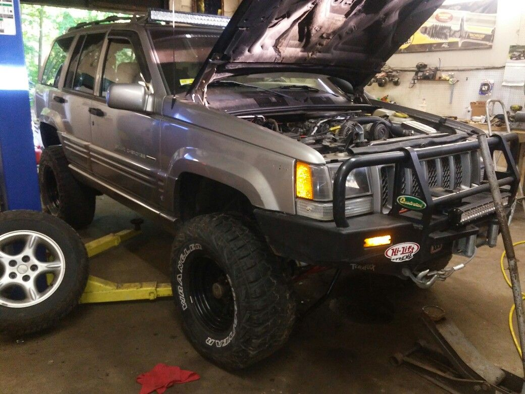 Pin by perry martin on my build Jeep zj, Jeep, Monster