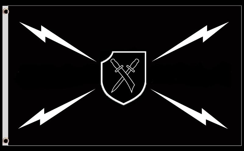 SS Grenadier division flag 90 x 150 cm Free shipping