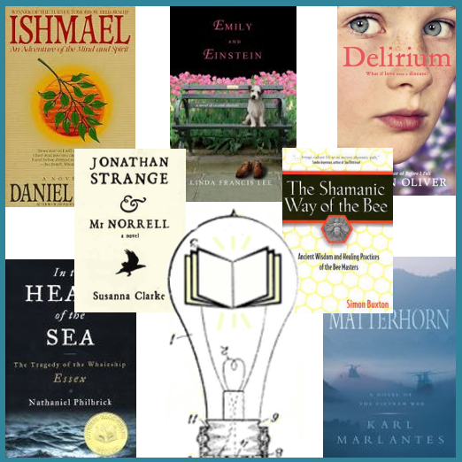 Looking for some summer reading? Here is a list created by