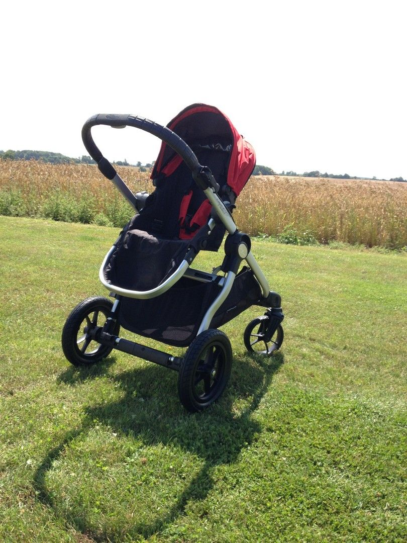 Baby Jogger City Select Pushchair Review (With images