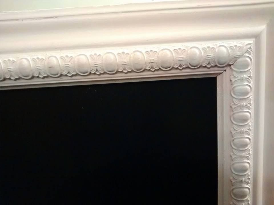 Huge Picture Frame 4 Foot X 3 Foot Turned Into A Fabulous