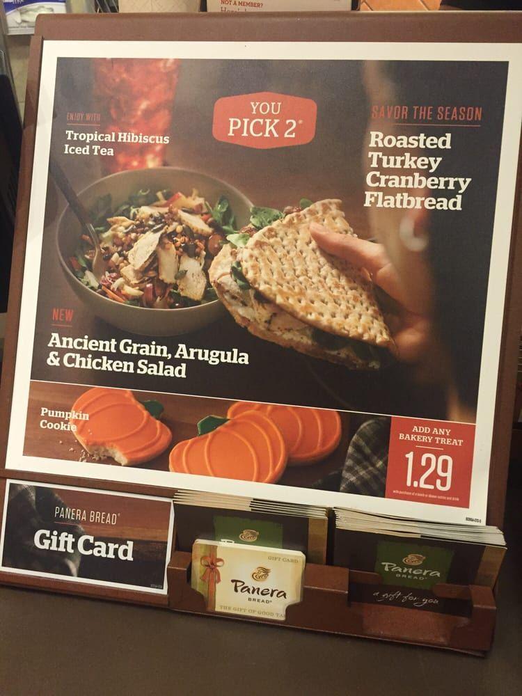 Image result for panera bread ad panera bread gift card