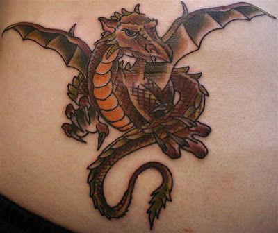 dragon tattoos chinese zodiac dragon tattoo mythical dragon tattoos for women pinterest. Black Bedroom Furniture Sets. Home Design Ideas