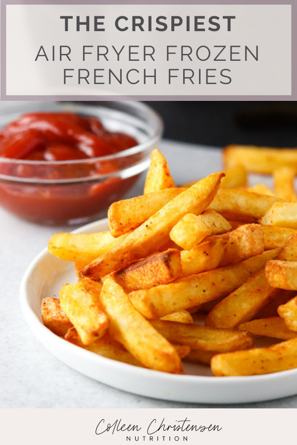Air Fryer Frozen French Fries Recipe in 2020 (With
