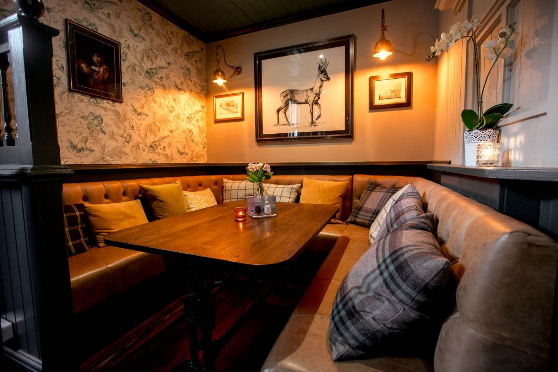 The Roebuck Pub Hampstead Heath Belsize Park, Garden