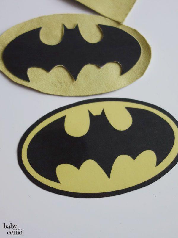 Batman-Kostuem-DIY-Karneval-7 | Schnittmuster | Pinterest | Batman