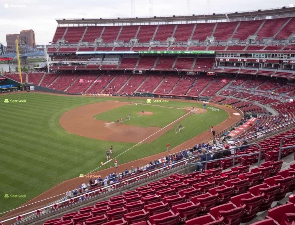 The Stylish Great American Ballpark Seating Chart Greatamericanballparkseatingchartrownumbers Greatamericanballparkseating Seating Charts Seating Ballparks