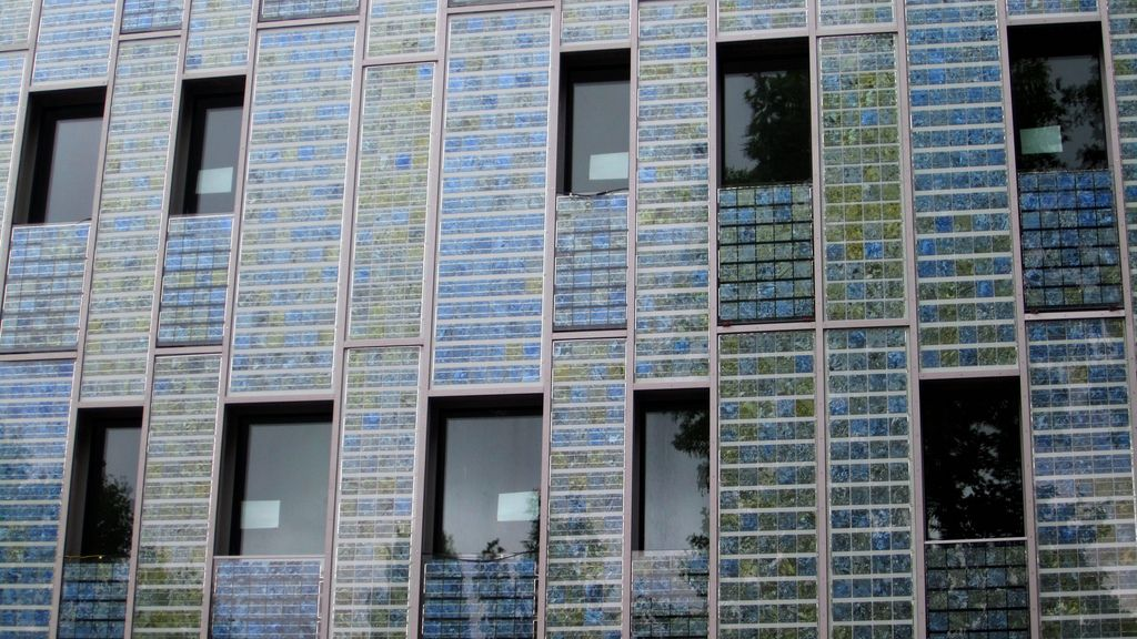 Solar Facade Facades And Architecture