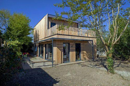 Une maison modulaire et écologique - construire sa maison 3d