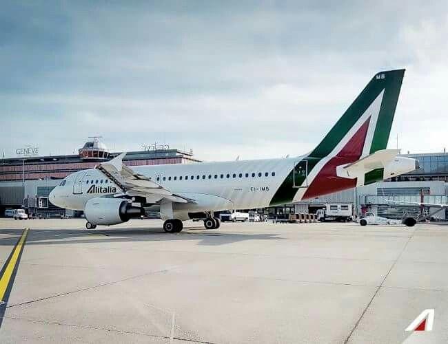Alitalia in ginevra