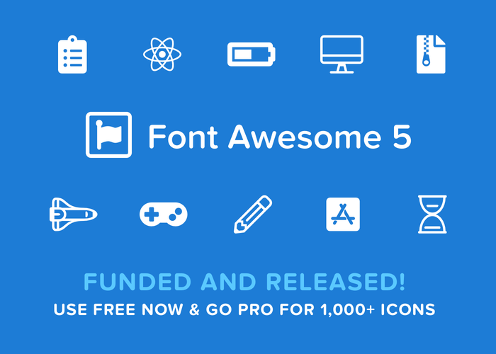 Font Awesome Pro v5.12.1 (Web+Desktop) + Duotone Icons in