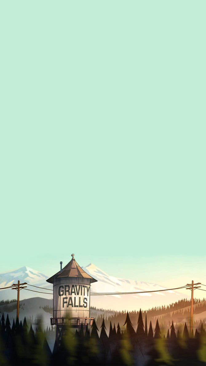 Gravity Falls Phone Wallpaper Group 60 Download For Free