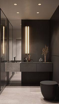 Photo of How to decorate a modern minimal bathroom [Step by Step]