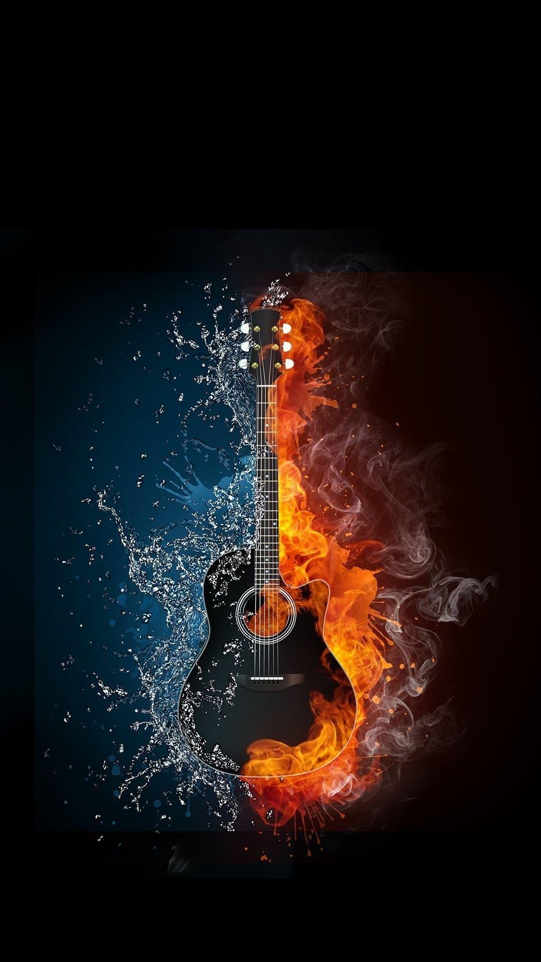 Electric Guitar Wallpaper 4k Wallpaper