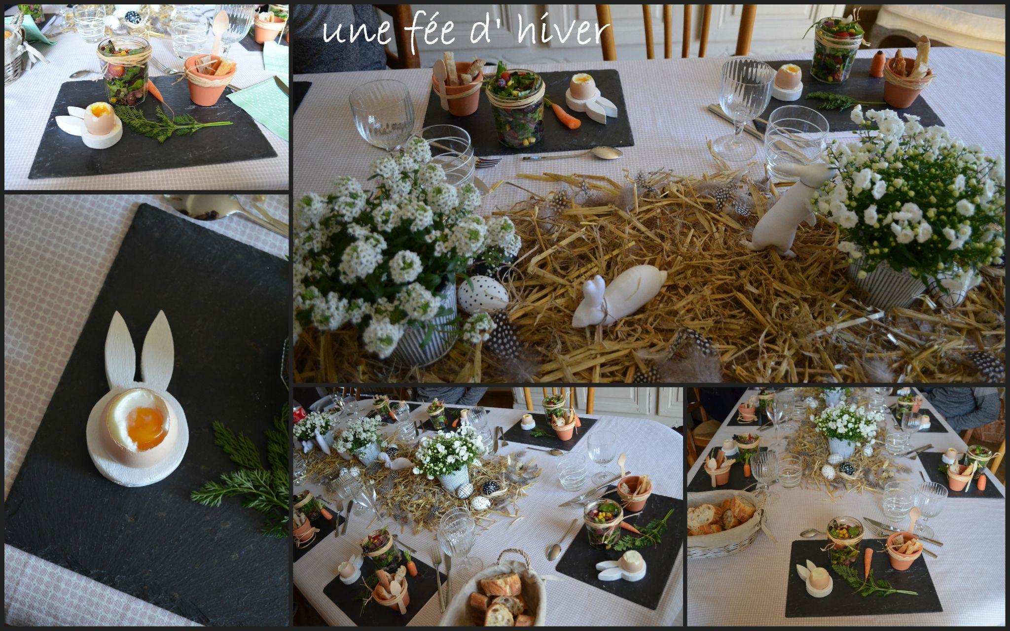 paques 201529 mes tables en fetes pinterest p ques en fete et table. Black Bedroom Furniture Sets. Home Design Ideas