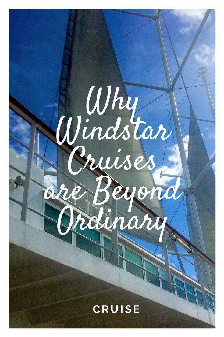 Windstar Cruises Review: Best Small Luxury Ship | Small ...
