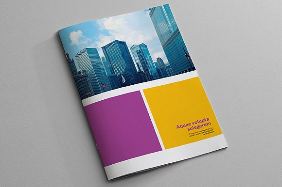 Brochure Template  Brochure Template Brochures And Template