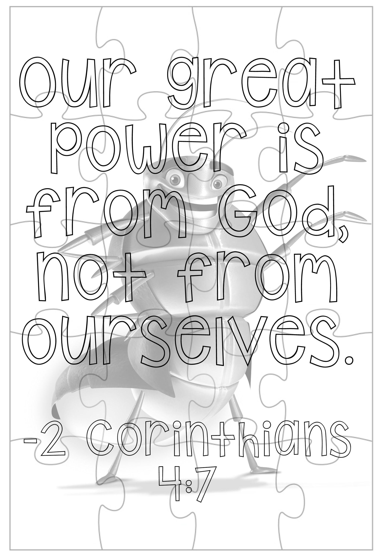 2 Corinthians 4 7 20 piece