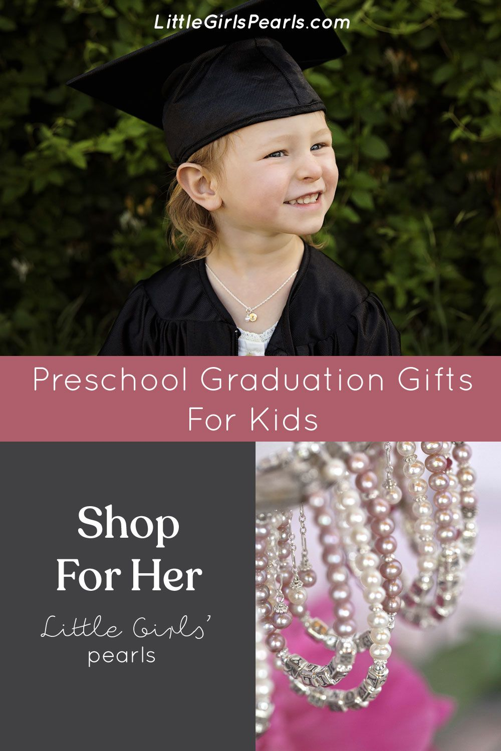 Find your little preschool graduate a gift that will help