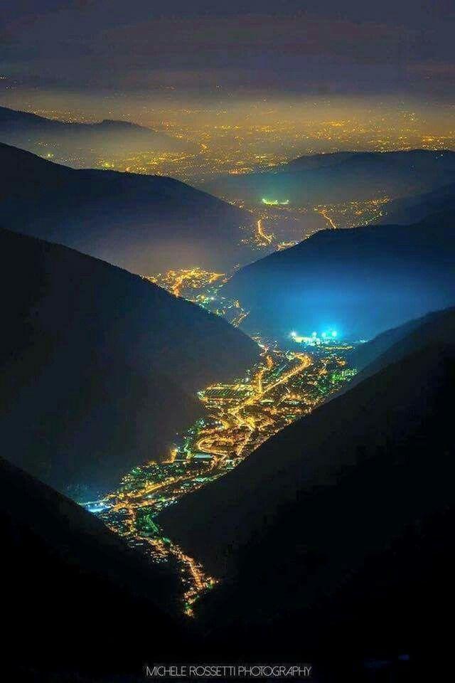 Prahova Valley, Romania