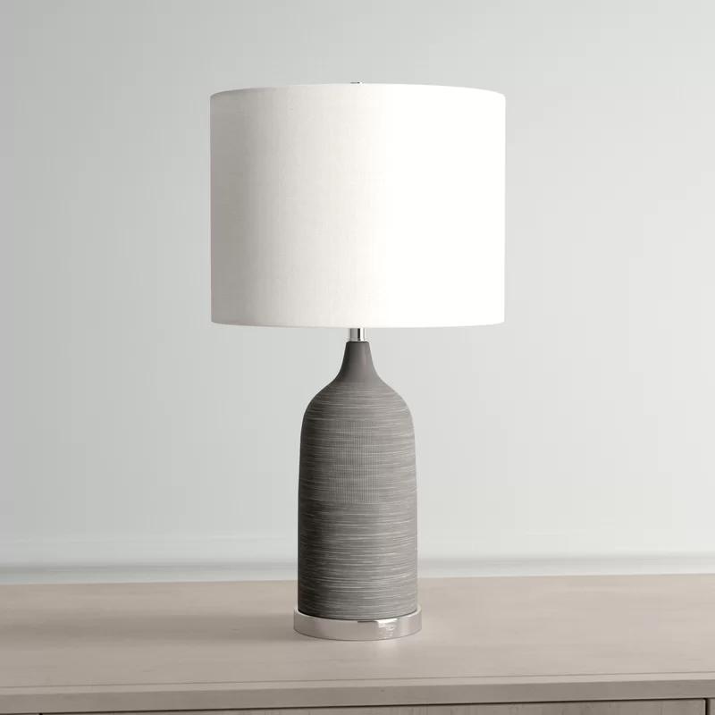 Blevins 29 Table Lamp Reviews Joss Main Grey Table Lamps Unique Table Lamps Lamp