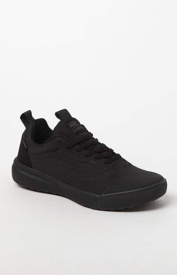 Vans UltraRange Rapidweld Black Shoes
