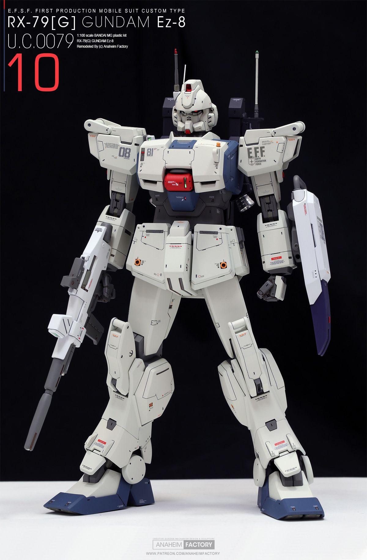 收藏到 Gundam & Robots