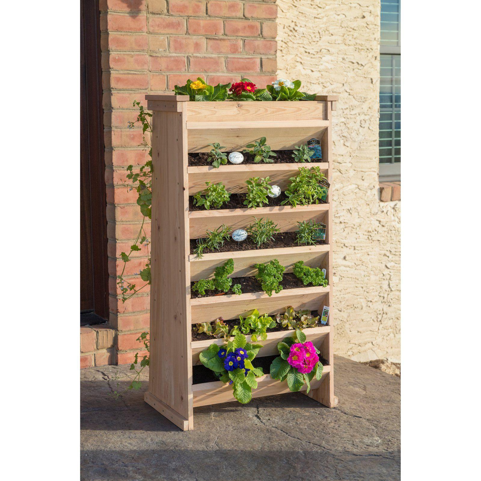 Yardcraft Products LLC Vertical Garden Planter