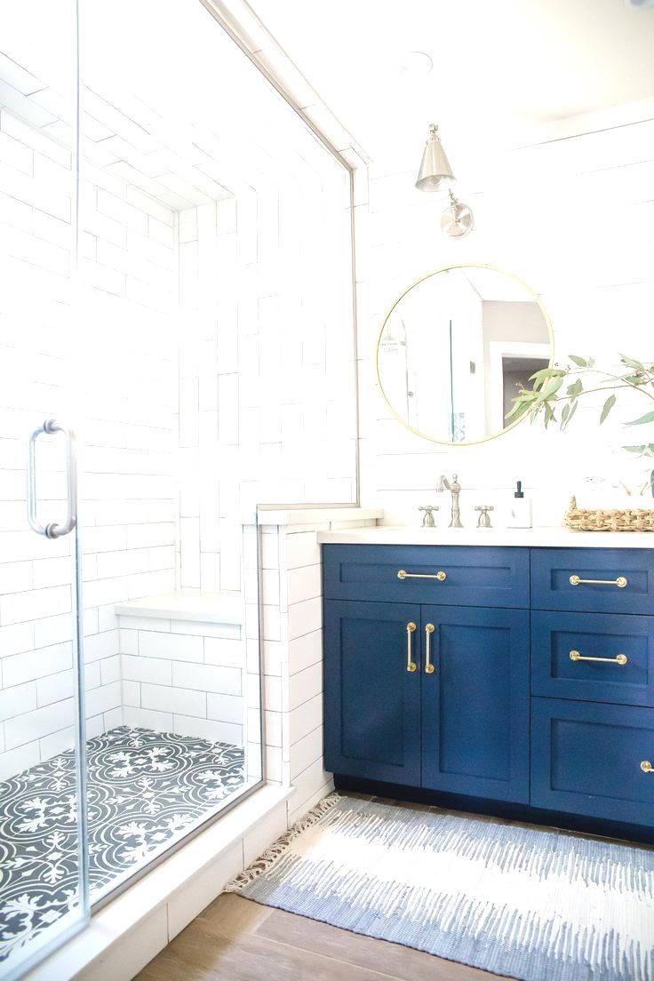 boho farmhouse ranch master bathroom the lifestyled company-casa de lee project #casadel