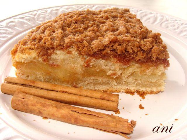 Creo Que Esta Es Una De Las Tartas De Manzana Más Ricas Que He Probado En Realidad Es Un Como Un Bizcocho Relleno De Tartas Tarta De Manzana Pastel De Dulces