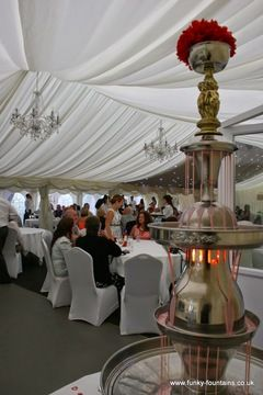 Drinks Fountains Funky The Chocolate Fountain Company Serving South Wales And West