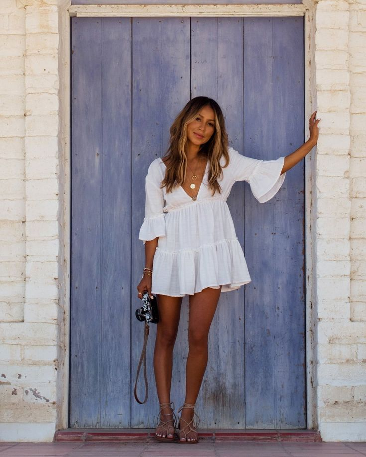 18 Cute outfits for hot days | Women Outfits