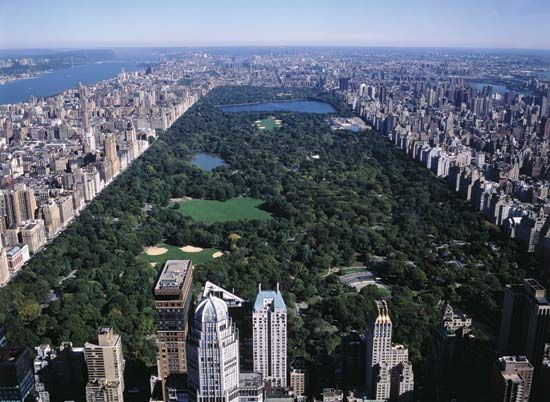 Central Park. Visited about ten years ago. Need to go back.
