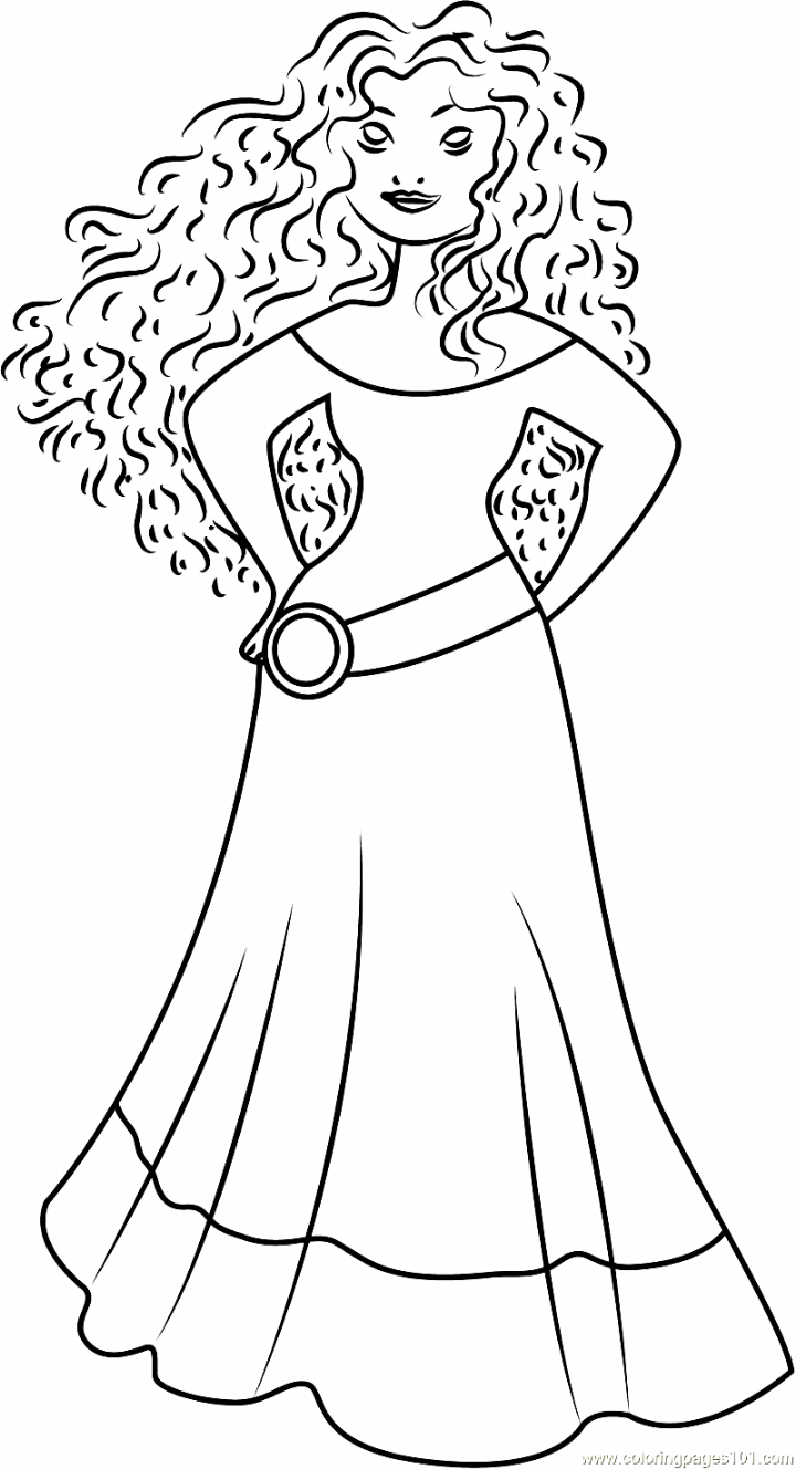 Disney Brave Coloring Page Luxury Coloring Princess Merida Coloring Page Free Brave Pages Wit Princess Coloring Pages Disney Coloring Pages Free Coloring Pages [ 1328 x 720 Pixel ]