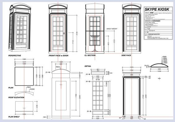 english phone booth plans for building google search phone booth rh pinterest com