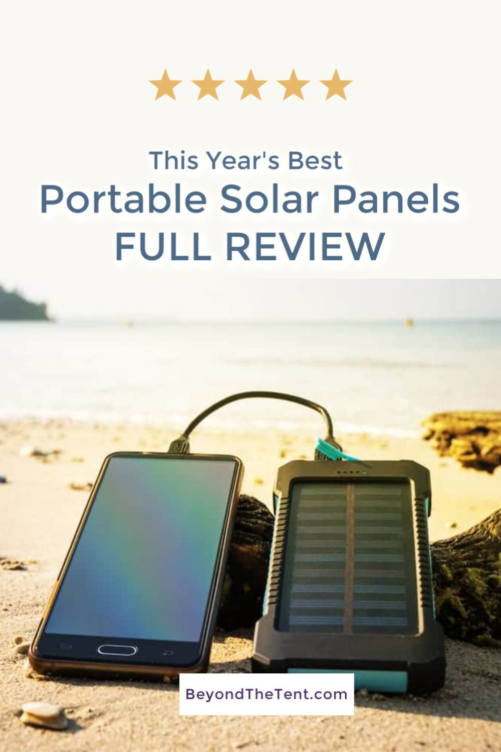 Best Portable Solar Panels For Camping In 2020 In 2020 Portable Solar Panels Solar Powered Backpack Solar Charger Portable