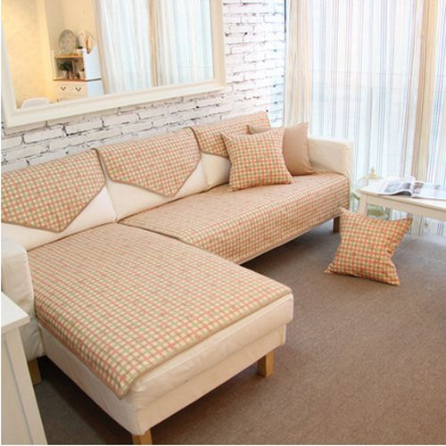 Lovely The Lazy Manu0027s Guide To Sofa Slipcovers · Sectional Couch CoverCouch ...