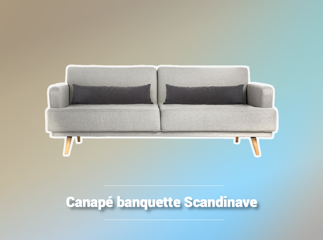 Ce Canape Banquette 3 Places Jack Sera Parfait Pour Vous Installer Confortablement Devant La Tele Convertible Il S Adaptera Canape Banquette Banquette Canape