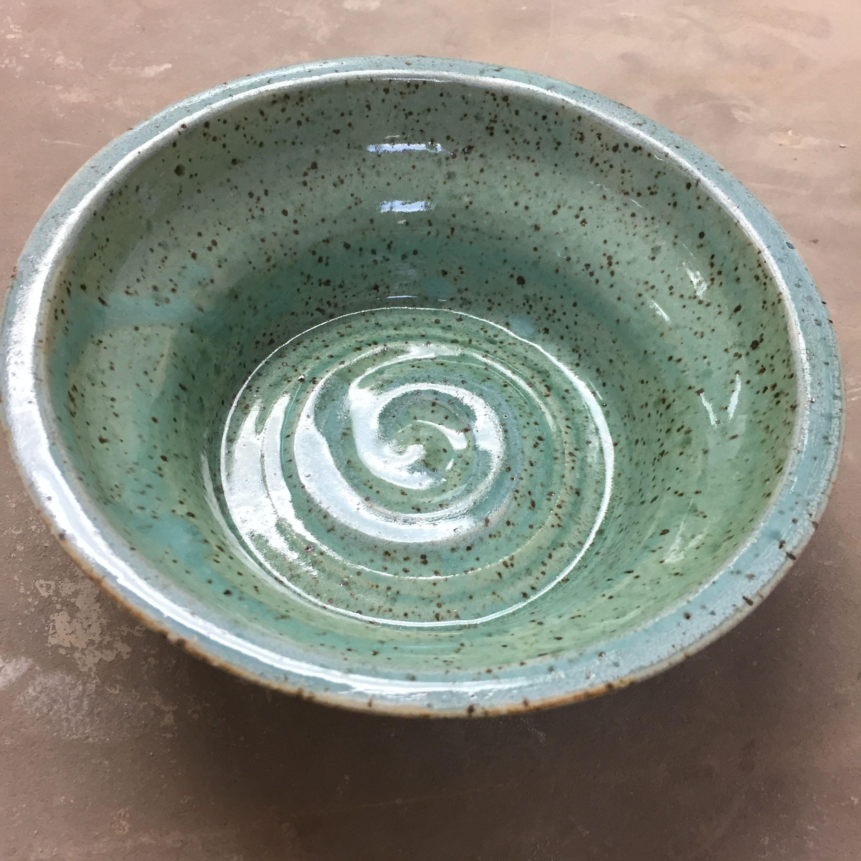 L2A pottery wheel thrown bowl