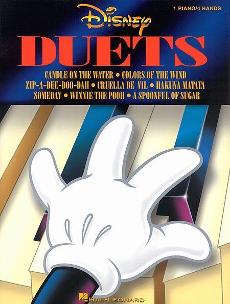 Disney Duets Piezas De Disney Para Tocar A 4 Manos Ideal Para Vuestras Clases De Piano O Para Tocar Con Amigos Piano Niños Clases De Piano Piano Partituras