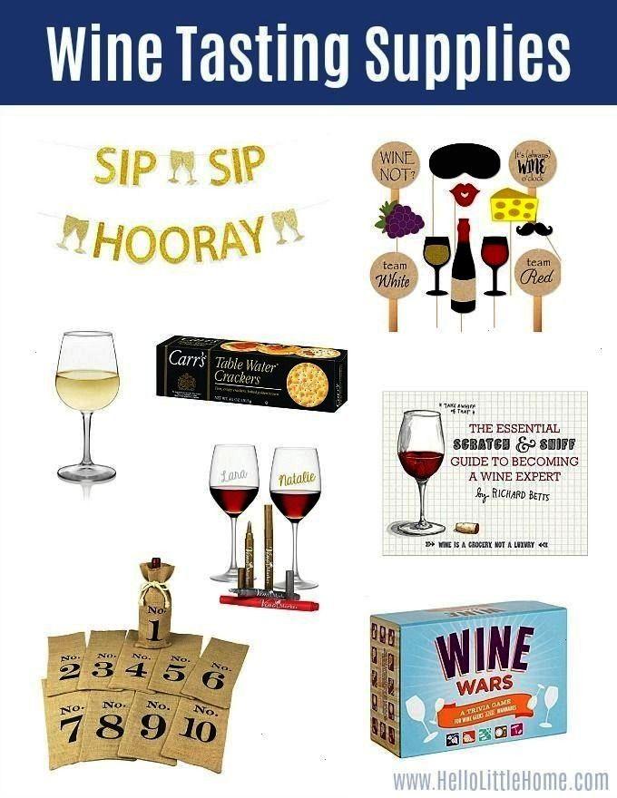 wie Sie eine Blind Wine Tasting veranstalten können! - -Erfahren Sie, wie Sie eine Blind Wine Tast